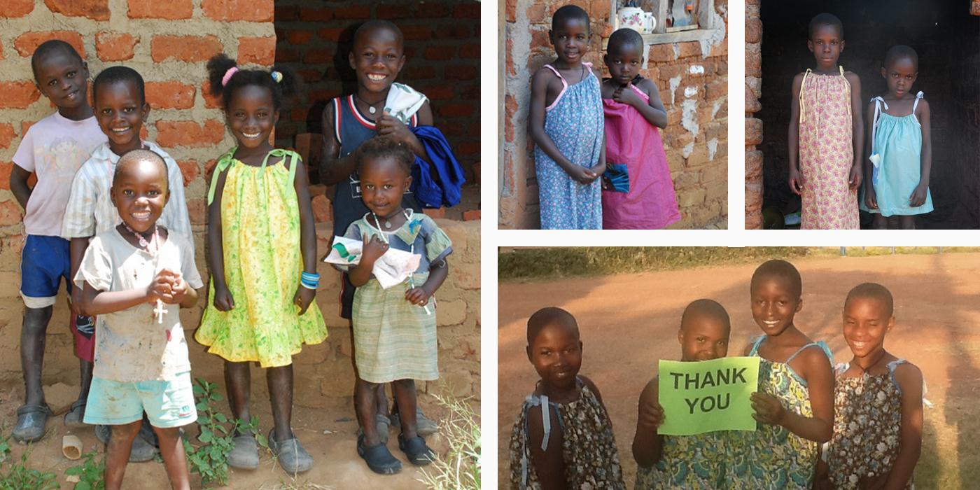 Little Dresses For Africa  Secret Linen Store