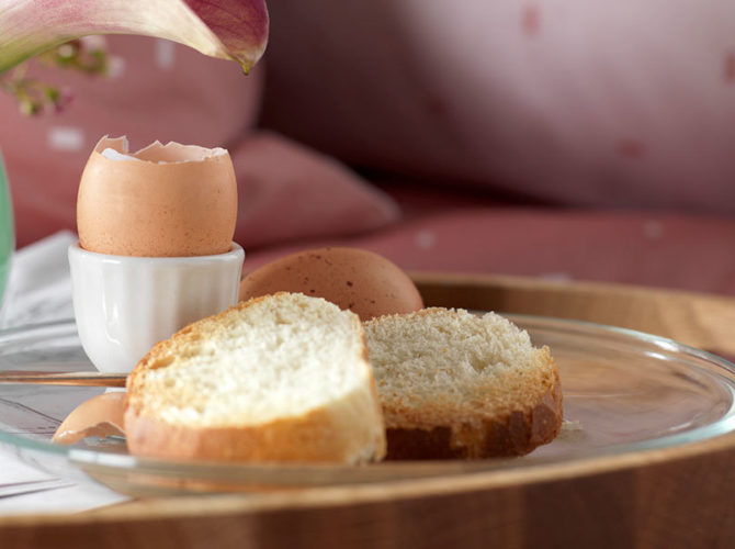Breakfast in Bed: Egg Recipes
