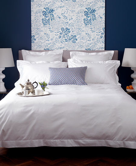 Six Reasons To Love White Bedding