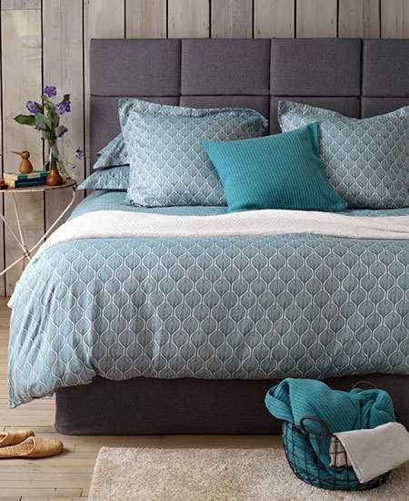Teal Bedroom Style Ideas
