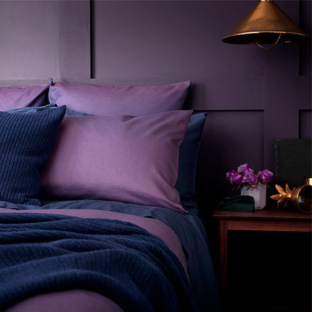 Styling Pantones's Colour of the year: Ultra Violet