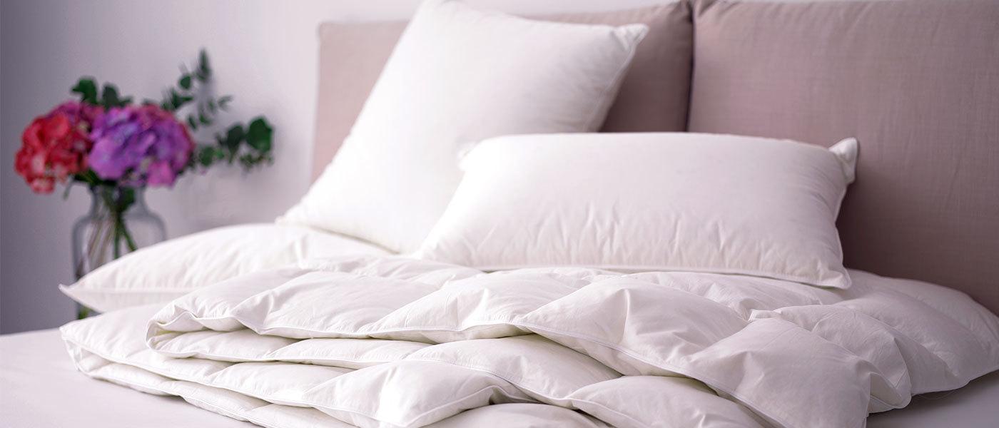 How often to change bed linen