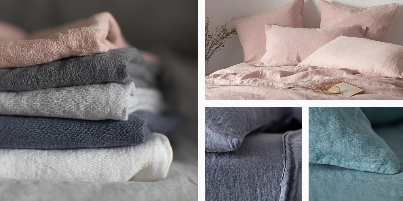 How to Care for 100% Linen Bedding | Secret Linen Store
