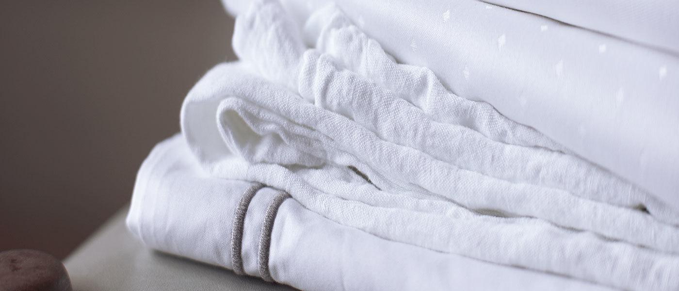 Cotton or linen bedding?