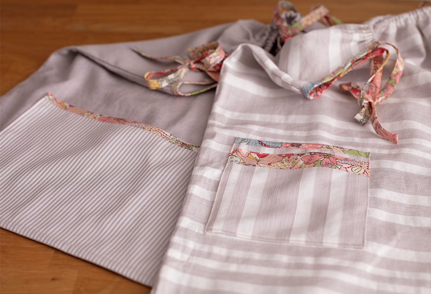 A Pillowcase Dress for the Little Dresses for Africa Charity