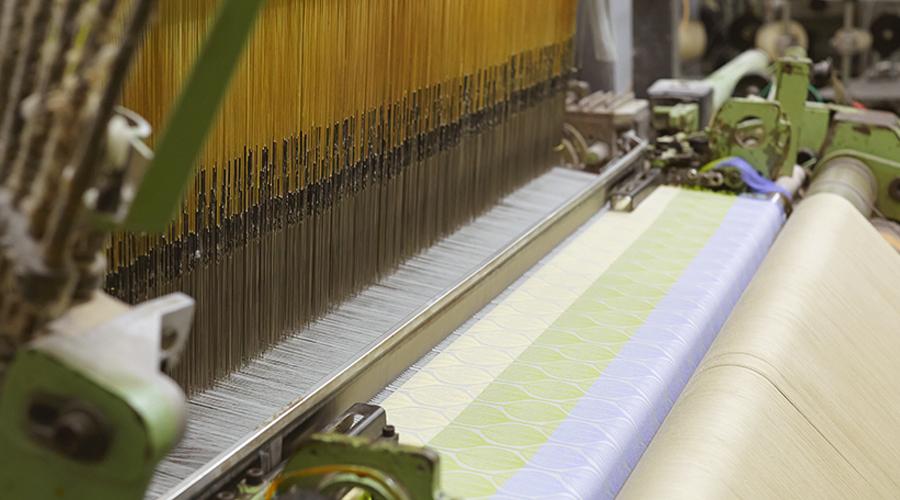 Weaving Bed Linen