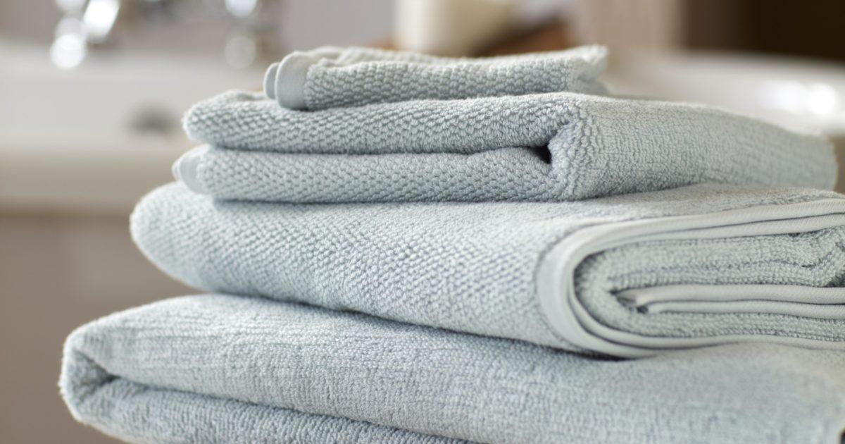 Duck Egg Towels Luxury 100 Cotton Secret Linen Store