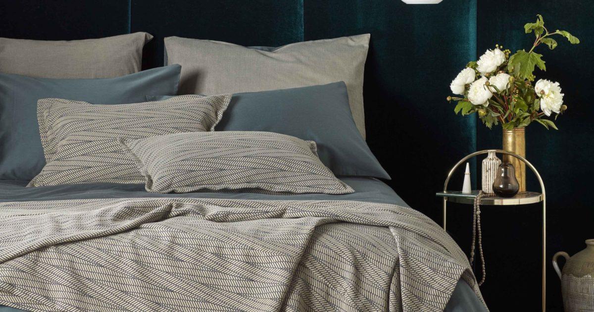 Twill Forest Green Bedding 100 Cotton Bedding Secret Linen Store