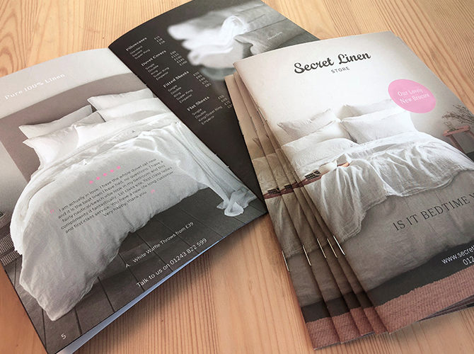 Order Our Brochure
