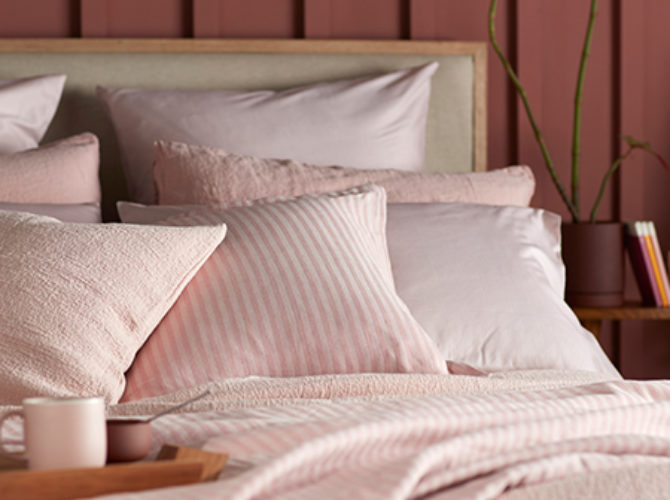 Our Colour Crush: 5 Tips for Giving Your Bedroom a Blush Pink Pop