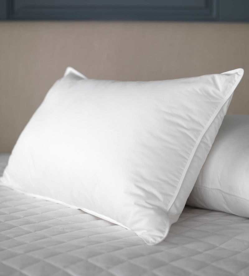 Hungarian Goose Feather And Down Pillows Secret Linen Store