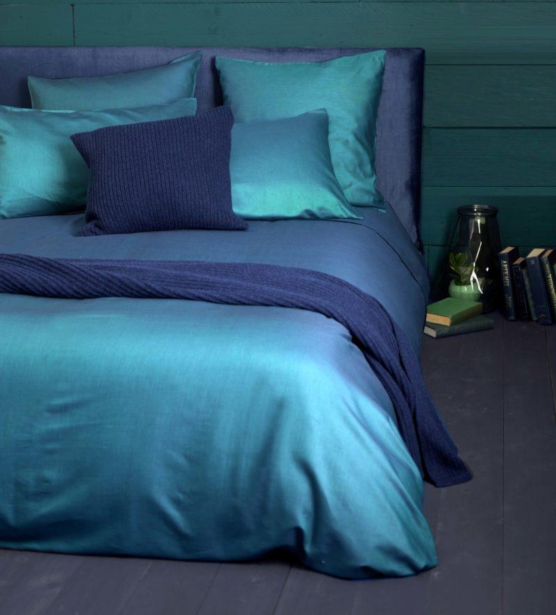 Twill Teal Bed Linen 100 Cotton Secret Linen Store
