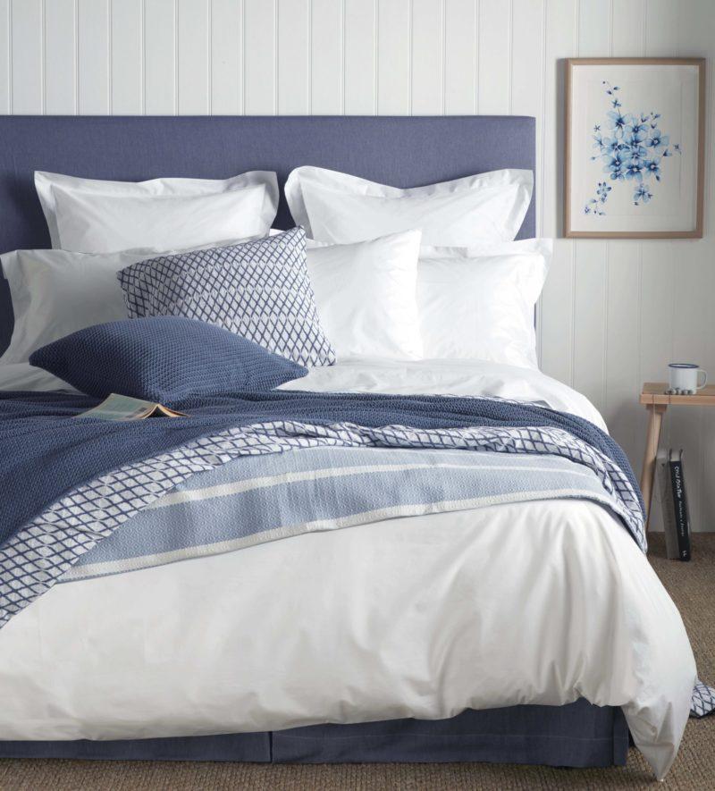 400 Thread Count White Cotton Bed Linen Secret Linen Store