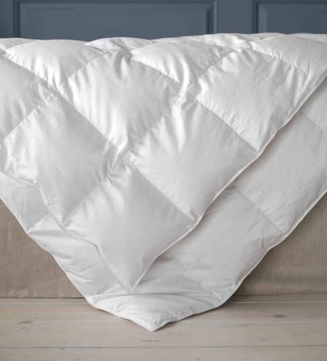 European Goose Down Feather Bedding Secret Linen Store