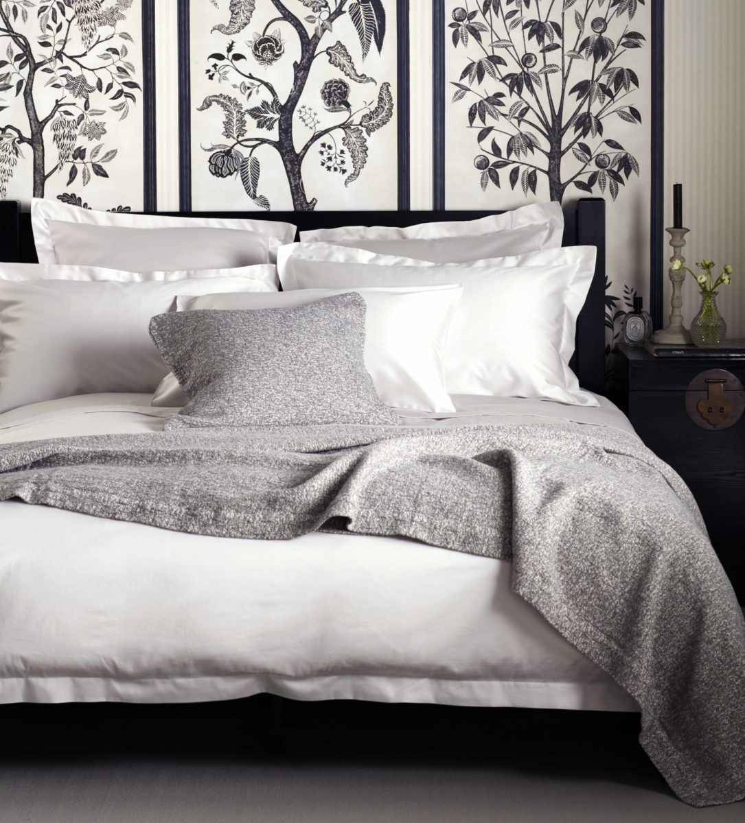 600 Thread Count Antique White Luxury Bedding | Secret Linen Store
