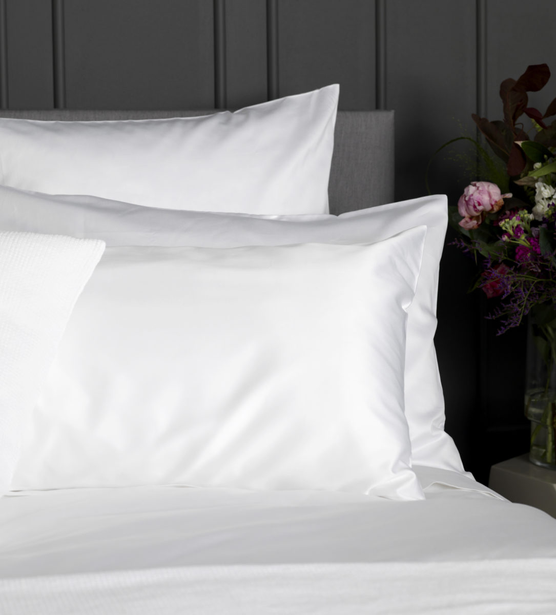Luxury White 600 Thread Count Bed Linen Secret Linen Store
