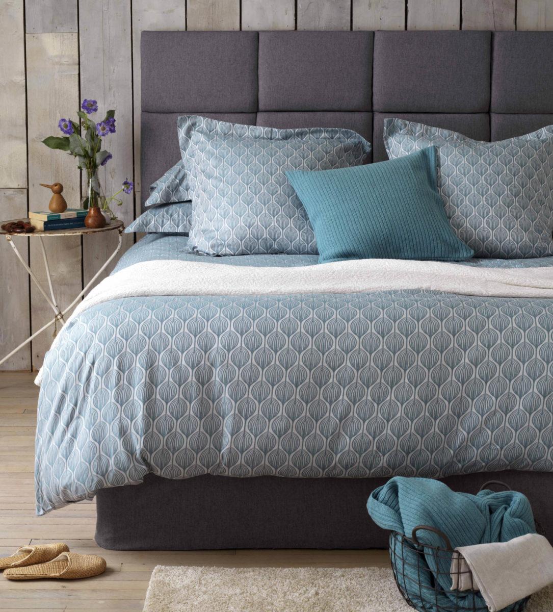 noah bed cover duvet product teal quilt linens range set bedding