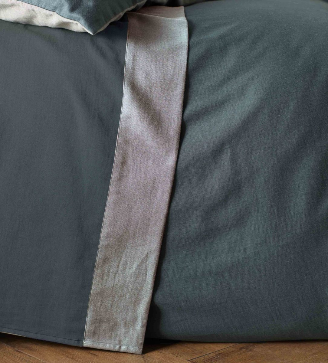 Twill Forest Green Bed Sheets