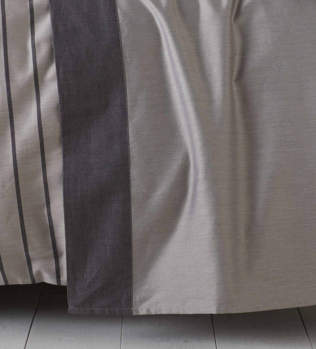 Twill Pewter Grey Bed Sheets Secret Linen Store