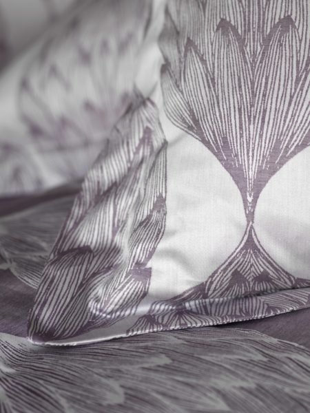 Artichokes Purple Pillowcase