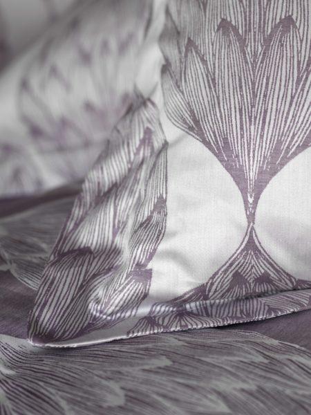 Artichokes Purple Pillowcase