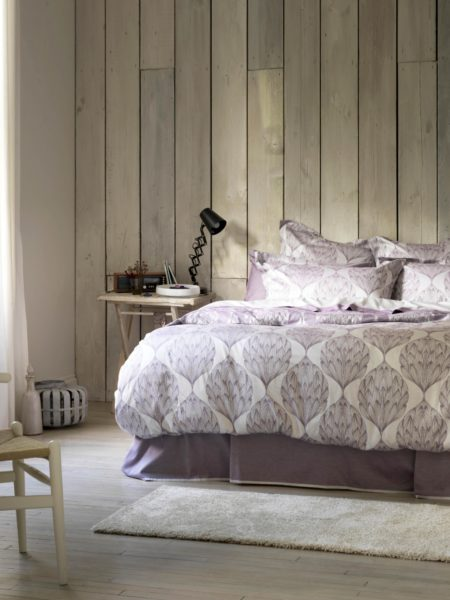 Artichokes Purple Bed Linen