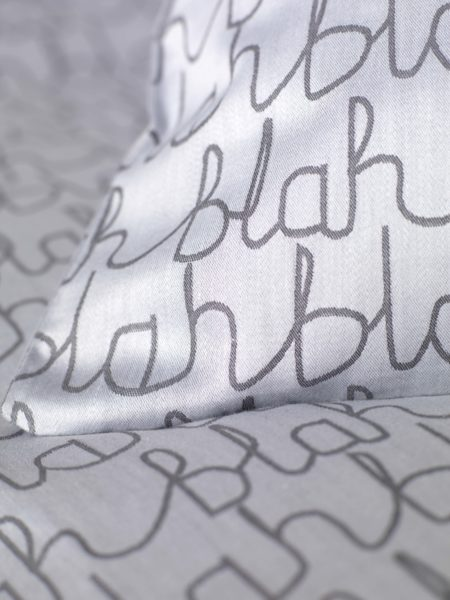 Blah Blah Pillowcase