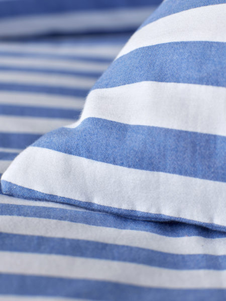 Sophie Stripe Dazzling Blue Pillowcase