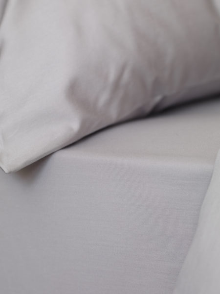 Essential Dove Grey Bed Sheets