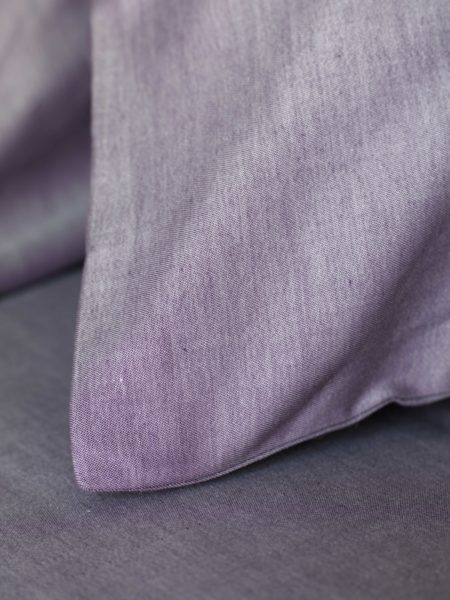 Essential Purple Pillowcase