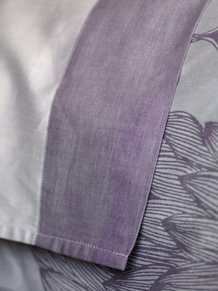 Essential Purple Flat Sheet
