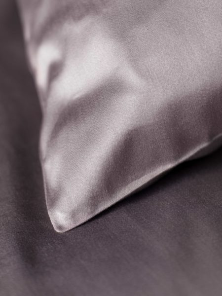 Essential Steel Grey Pillowcase