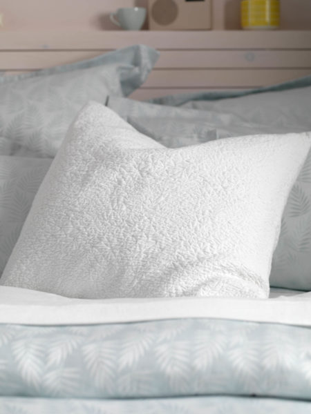 Ivory Cushion Cover