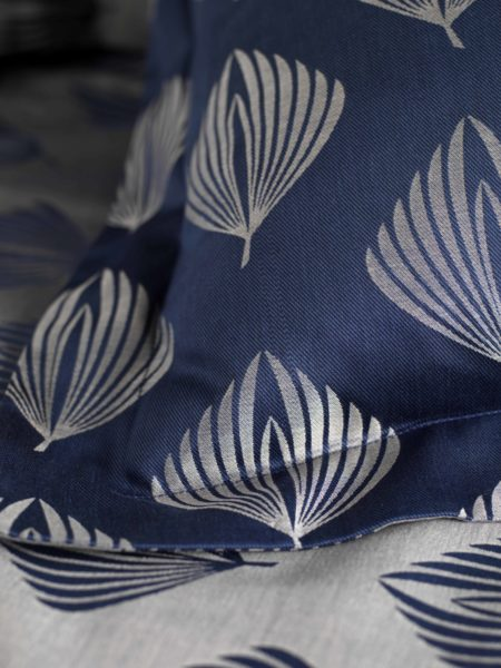 Pinecones Midnight Blue Pillowcase