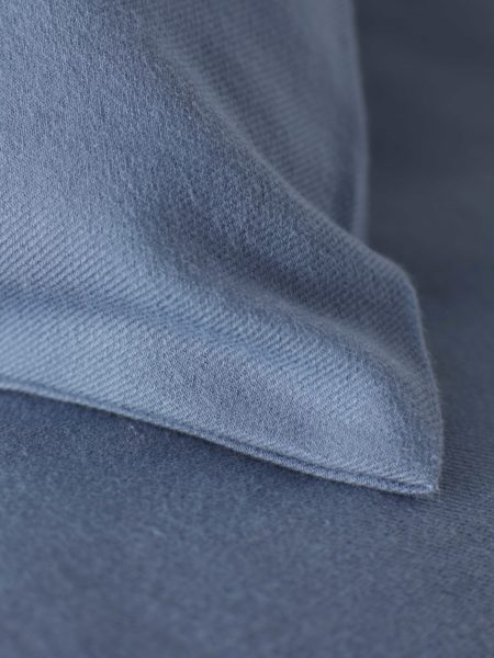 Relaxed Denim Slate Blue Pillowcase