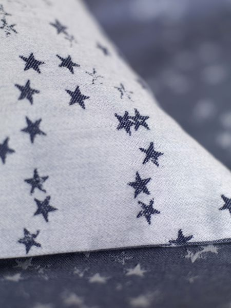 Stars Navy Children's Bed Linen
