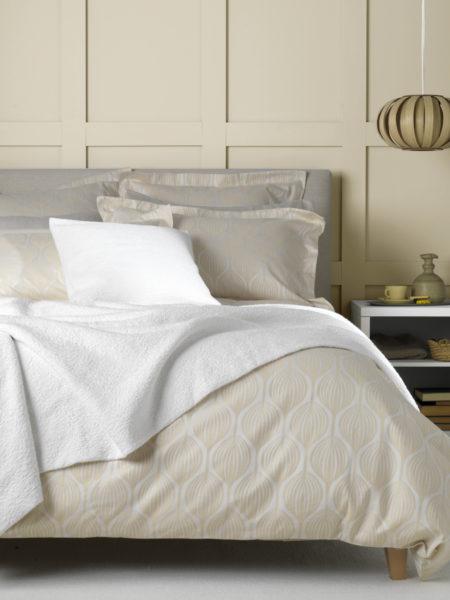Teasels Butterscotch Bed Linen