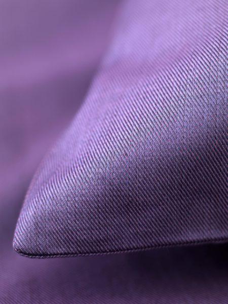 Twill Purple Duvet Cover