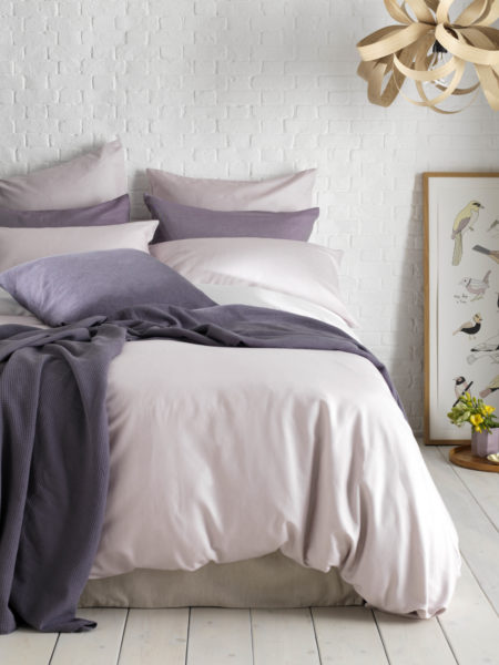 Twill Rose Bed Linen