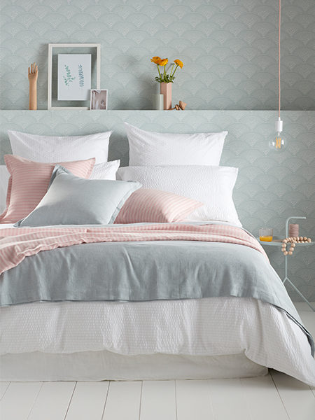 Give Your Bedroom A Summer Refresh For Less