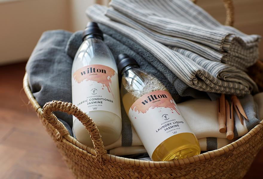 Wilton London Laundry Liquid and Fabric Conditioner