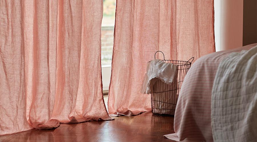 Loop Top Curtains