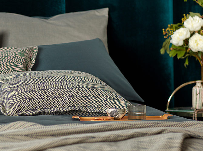Colour Crush: 3 Green Colour Combos to Freshen Your Bedroom