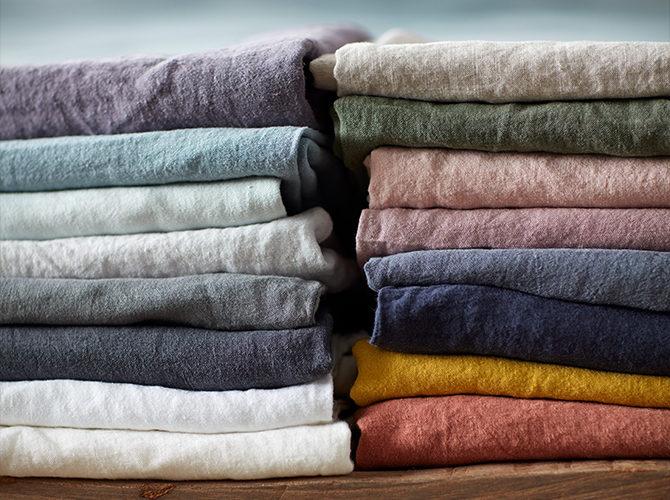 Beautiful 100% Linen Bedding