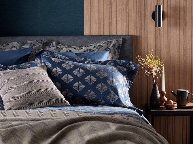 Patterned Bed Linen