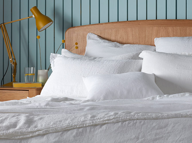 Our Wonderful White Bedding