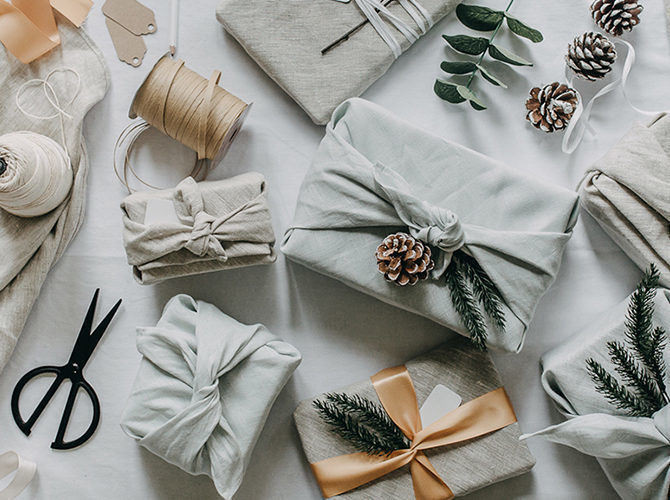 Cut the Wrap and Give Zero-Waste Wrapping a Go