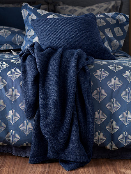 Wrap Up and Snooze 'Till Spring with Our Cosy Cushions and Throws
