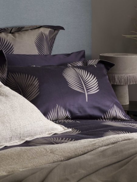 Feather Pillowcase