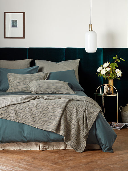 3 Green Colour Combos to Freshen Your Bedroom